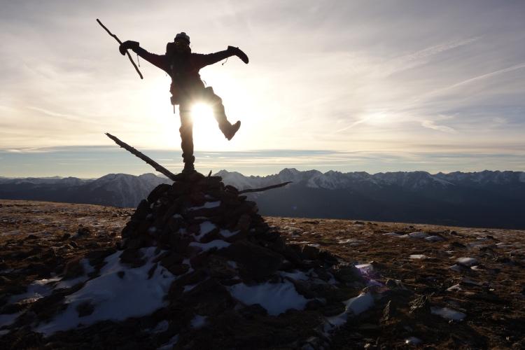 Ptarmigan Peak.