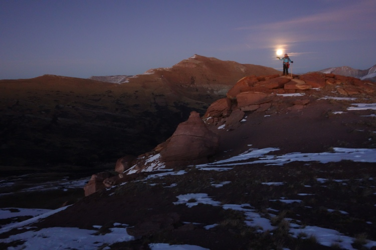 Corbett Peak.