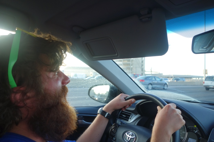 Driving to Denver. Oh Dear Godness. I'm driving in a city of 3 million and I haven't driven since August. Help!
